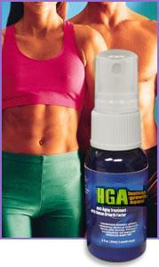 HGA Human Growth Agent Spray is a revolutionary formula designed to naturally combat the aging process in your body.